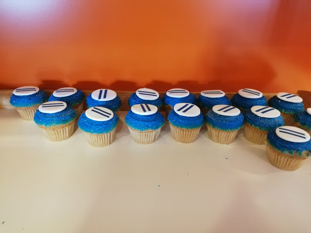 Cupcake Infrabel