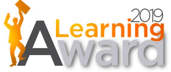 Learning Award 2019