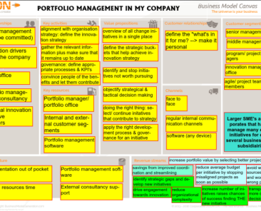 business model portfolio management